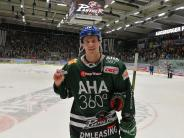 Eishockey: Wie Panther-Stürmer Hans Detsch sein erstes DEL-Tor erlebte