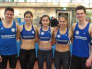 Leichtathletik: Müller-Zwillinge beschenken sich selbst