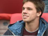 FC Augsburg: Raphael Framberger ist beim FCA nicht mehr nur Zuschauer