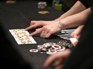 Aktion: Pokern für den Orange Campus