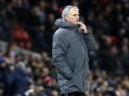 Vertrag bis 2020: Trainer Mourinho verlängert bei Manchester United