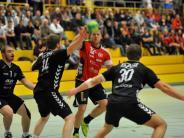Handball: Landesliga Herren: Nach ausgeglichener Hälfte 1 von Allach überrollt