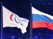 Wie bei Olympia: Russlands Team von Paralympics ausgeschlossen