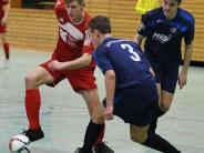 Futsal: Nur die Krumbacher Jungs können mithalten