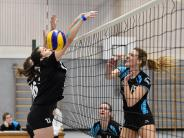 Volleyball: Der Block war das Problem