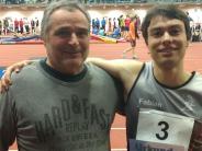 Leichtathletik: Schäffler läuft neue Bestzeit