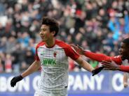 Interview: Was FCA-Kicker Koo über die Olympiastadt und sein Heimweh sagt