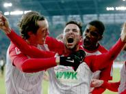 FC Augsburg: Marco Richter könnte ab Freitag wieder mit der Mannschaft trainieren