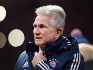 SiebenWechsel: Heynckes wirbelt Bayern-Team kräftig durcheinander