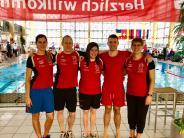 Schwimmen: Masters präsentieren sich meisterlich
