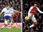 Derby in London: «Taucher» Kane gegen «verrückten» Aubameyang