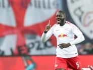 Tor-Debütant: Upamecano sorgt für 100. Liga-Treffer von RB Leipzig