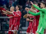 Samstagsspiele: FC Bayern siegt ohne Heynckes - Frust in Karnevalshochburgen