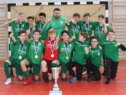 Futsal: Stätzling greift sich den nächsten Titel