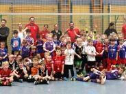 Jugendfußball: Zwei Tage, sieben Turniere und 339 Tore