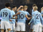 Champions League: Man City ist im Achtelfinale Favorit - Juve empfängt Tottenham