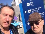 Olympia: Im Video: Ex-AEV-Trainer Anton Waldmann in Pyeongchang