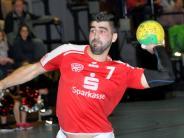 Handball: Valentin Istoc vom SC Vöhringen: Vater und Torjäger