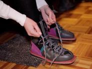 Luftgewehr: Bei einigen hat wohl der Schuh gedrückt