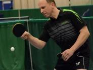 Tischtennis: Rieds Erste müht sich zu einem Punkt