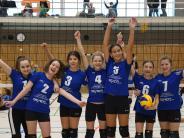 Volleyball: Unter den Top Ten