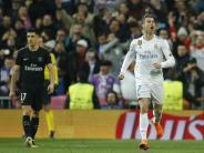 Champions League: Ronaldo trifft doppelt beim 3:1 - Kantersieg für Liverpool