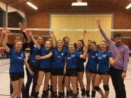 Volleyball: Allen Grund zum Jubel