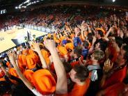 Basketball: Fast alle gegen die Bayern
