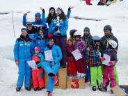 Ski Alpin: Eine Familie ist schneller als alle anderen