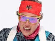 Biathlon: Dahlmeier hat keine Zeit für Olympia