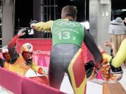 Mixed-Staffel: Rodler fahren nächste Goldmedaille ein