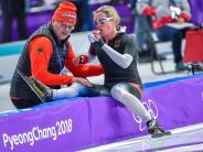 Olympia in Pyeongchang: Deutschland erstmals ohne Medaille - Pechstein nur Achte