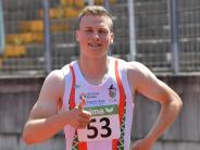 Leichtathletik: Einer der schnellsten Männer Deutschlands