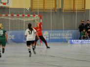 Futsal: Bayerische Meisterschaft der...: SV Frauenbiburg verteidigt Meistertitel in Wertingen