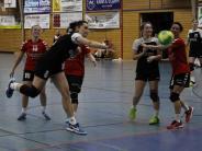 Handball: Sieben tapfere Feldspielerinnen