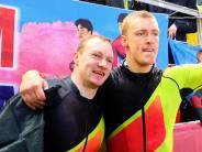 Olympia 2018: Bob: Friedrich und Margis holen Gold für Deutschland
