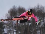 Halfpipe: Ski-Freestylerin Cakmakli Olympia-Achte - Gold an Sharpe