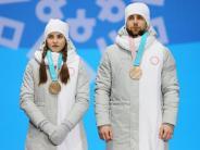 Positive Dopingprobe: Russischer Curler Kruschelnizki gibt Bronzemedaille zurück