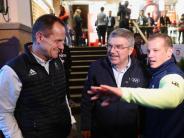 Berlin zeigt Interesse: IOC-Präsident Bach für neue deutsche Olympia-Bewerbung