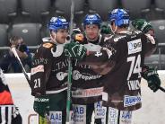 Eishockey: Hafenrichter und Stieler jubeln weiter für die Panther