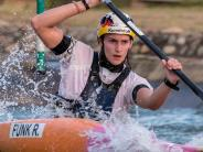 Kanuslalom: Funk bereits gut in Form