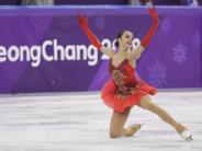 Olympiasieg: Eiskunstläuferin Sagitowa holt erstes russisches Gold