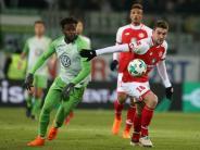 Bundesliga: Kellerduell zwischen Mainz und Wolfsburg endet 1:1