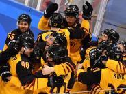 Vor olympischem Finale: Geht Eishockey-Sensation noch weiter?