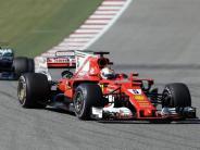 Start in der Formel 1: Kräftemessen mit Geheimnis-Faktor