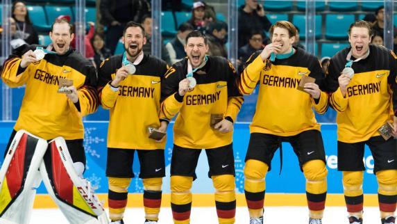 Mindelheim: So hat Patrick Reimers Heimatstadt das Eishockey-Finale gesehen