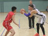 Basketball-Bezirksliga: Aichach spielt mit dem Gegner