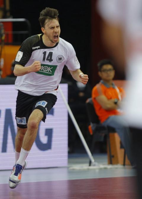 handball argentinien deutschland