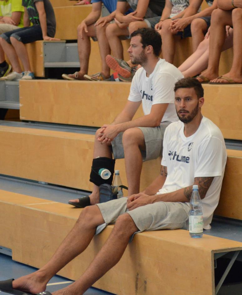 handball gute ans tze bei saunatemperaturen sport friedberg augsburger allgemeine. Black Bedroom Furniture Sets. Home Design Ideas