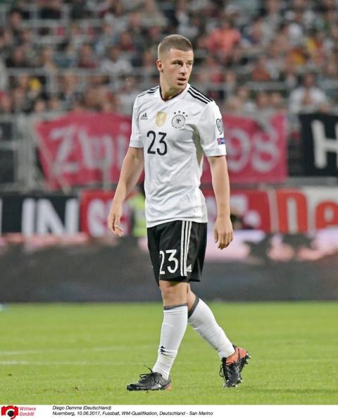 DFB-Auswahl gibt sich bei erster Trainingseinheit in Sotschi volksnah